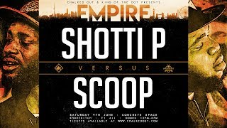 KOTD - Shotti P vs Scoop | #EMP