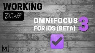 Omnifocus 3 for iOS (Beta)
