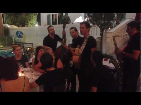 Bono U2 La Petite Maison Cannes