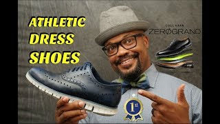 The Number One Athletic Dress Shoe | Cole Haan Zerogrand Wingtip Oxford