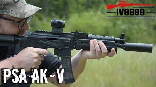 PSA AK V