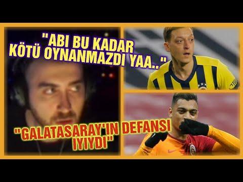 wtcN – Galatasaray vs Fenerbahçe Derbisini Yorumluyor (06.02.21)