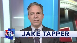 "Jake Tapper Announces ""The Outpost"" Film Will Premiere On July 3rd"