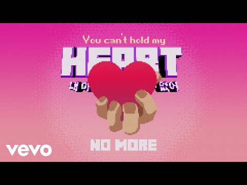 Monsta X - YOU CAN'T HOLD MY HEART (lyric video)