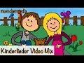 🎵 Der schönste Kinderlieder Mix -  Kinderlieder deutsch - muenchenmedia