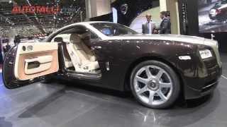 Rolls Royce Wraith Coupe 2013 - Autotalli.com