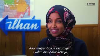 Ilhan Omar za američki Kongres