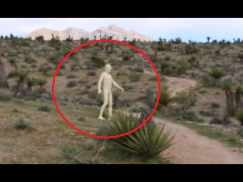 Real Area 51 Alien Sighting Caught On Tape (Shocking)