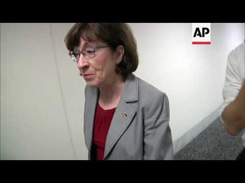"Senators hope for ""respectful"" Kavanaugh hearing"