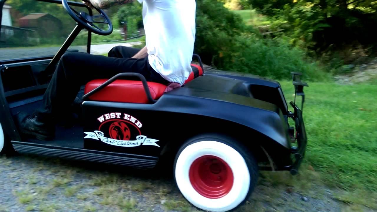 Golf Cart Low Rider