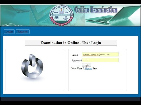 Online Examination System Project Using Php,mysql,javascript,ajax With Source Code