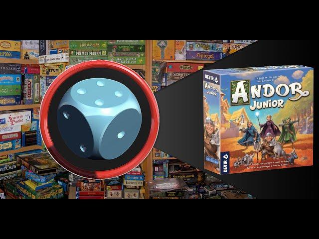 Andor Junior - Como Jogar