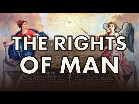 Declaration of the Rights of Man and the Citizen (French Revolution: Part 4)