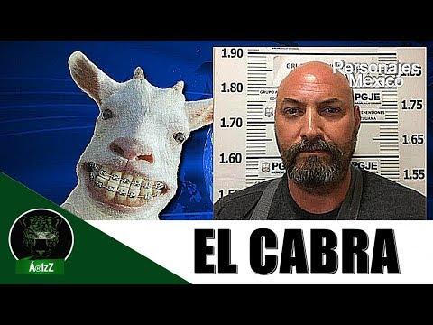 Detienen a Iván Mariano Martín del Campo Riebeling, El Cabra