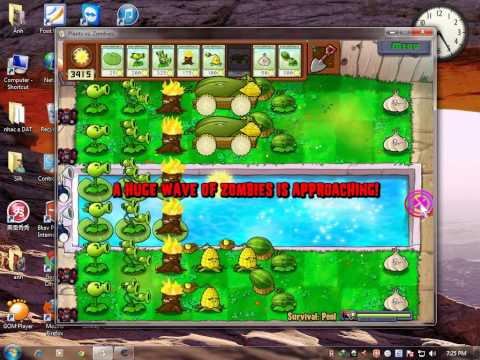 Hướng dẫn hack game plants vs zombies bằng cheat engine