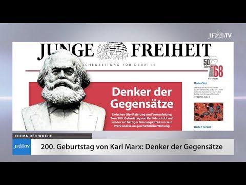 Ein Blick in die neue JF (19/18): Denker der Gegensätze