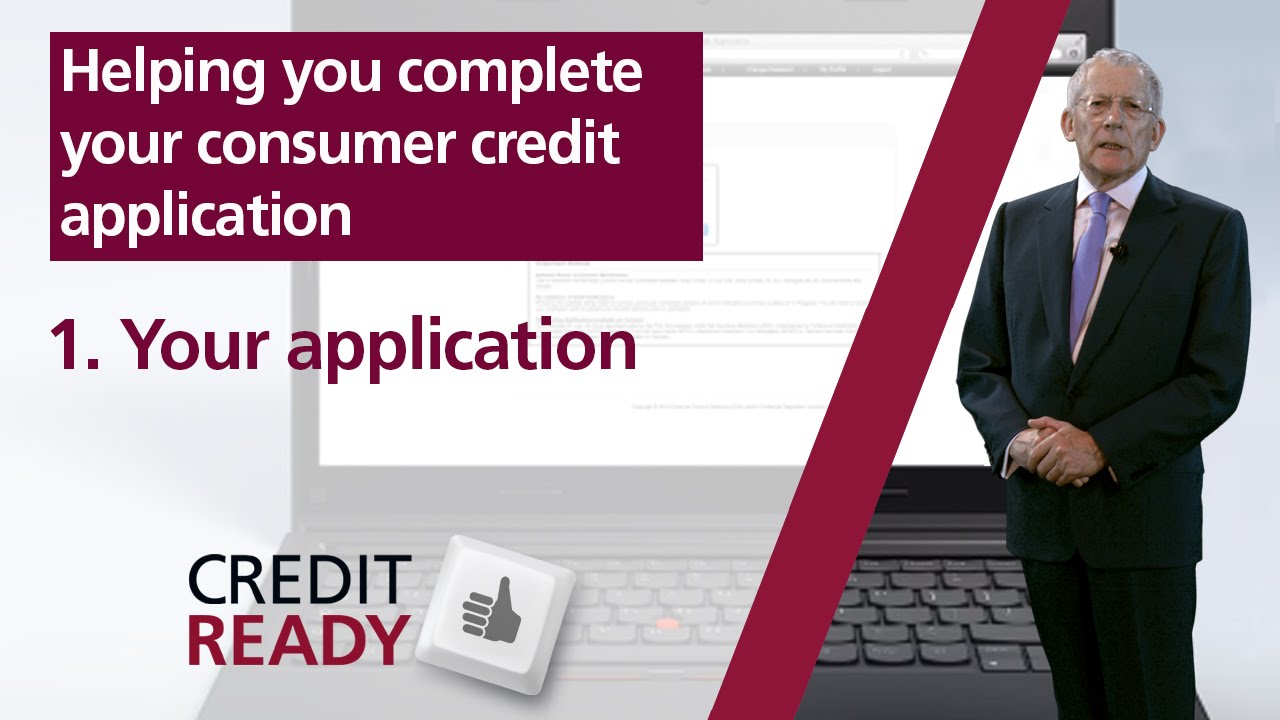 1 your application an overview fca consumer credit guides youtube