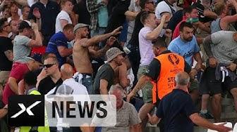 Frankreich fürchtet weitere Hooligan-Attacken | Russland | England
