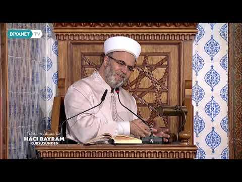 Burhan İşliyen İle Hacı Bayram Kürsüsünden 22.Bölüm - Müslüman Cömert ve Hayırseverdir