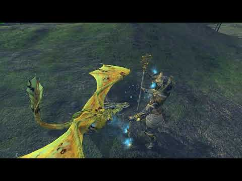 Tomb Kings Sync Kills & Unique Animations (Total War: Warhammer 2)