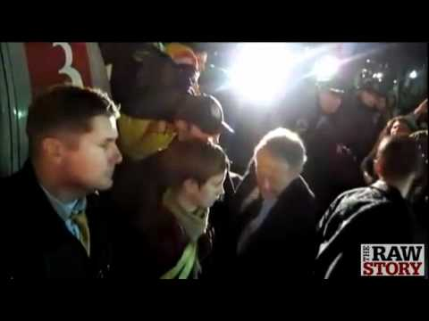 Occupy Burlington: Haley Mason, being arrested by police, freed by protesters and mayor --