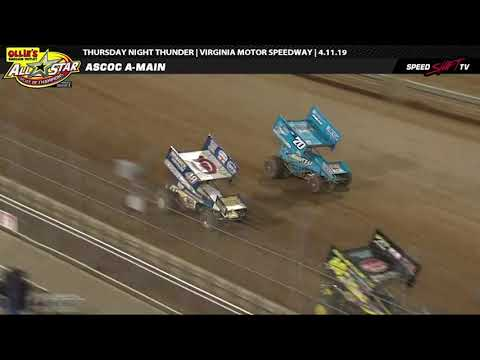 ASCoC Feature Highlights | Virginia Motor Speedway 4.11.19