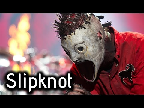 Before I Forget but it's a complete shit show | Slipknot