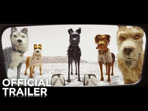 Isle of Dogs trailers
