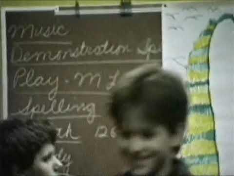Lake Tapps Elementary School 1985