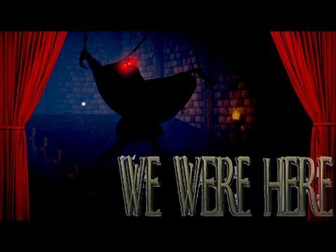 DON'T HIRE US TO PUT ON A PLAY | We Were Here Part 3
