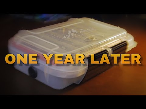 BEST FLY FISHING GEAR   One Year Later Review   Epic Creek Fly Box System