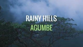Rainy hills, Agumbe, Hill station, Western Ghats, Shimoga