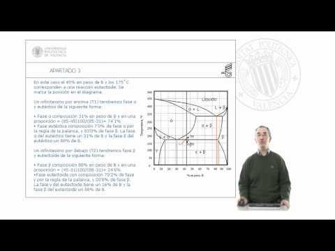 Problema diagramas de fase binarios