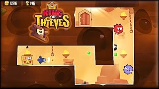 King of Thieves - Desert Area Walkthrough (area 1)