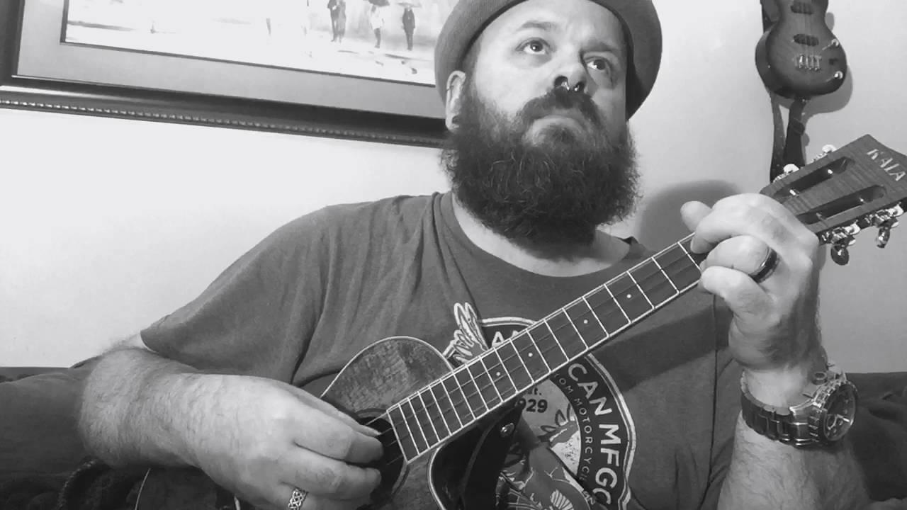 Lou Reed Perfect Day Ukulele Cover Youtube