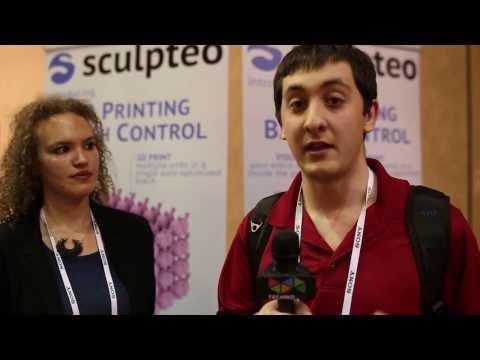"""0 - Sculpteo Batch Control ermöglicht """"Massenproduktion"""" - Update"""
