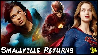 Smallville Returns to CW for Supergirl & Flash Multiverse Crossover