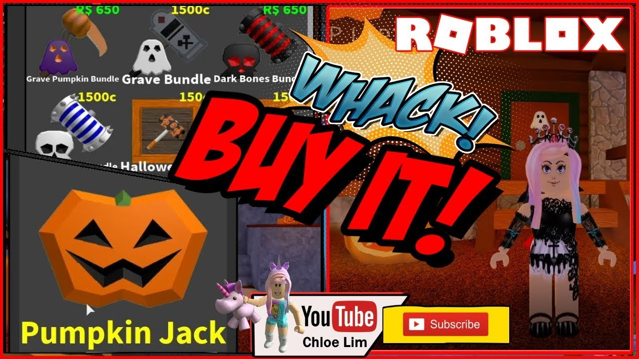 Roblox Gameplay Flee The Facility Buying The Halloween Spooky