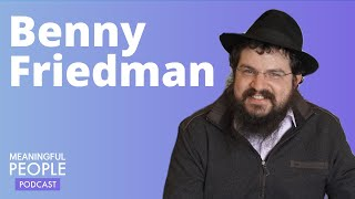 Meaningful People #9 - Benny Friedman