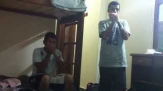 Bleus Harmonica  (Egyptian Player ) Thumbnail