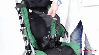 видео Кресло-коляска Convaid Rodeo RD для детей