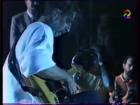 Frank Zappa -  Tabán 1991