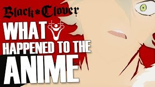 What Happened To The Black Clover Anime Explained.