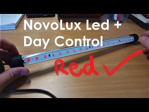 Novolux LED + Day Control von Juwel - aquarium support