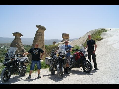 Motorcycle Trip to Turkey on BMW 1200 GS