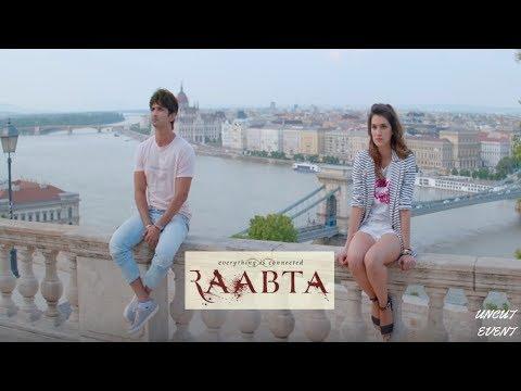 Raabta Full Movie Promotion video | Sushant Singh Rajput, Kriti Sanon