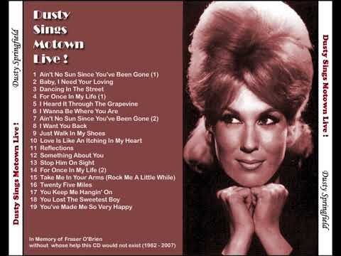 Dusty Springfield - Love Is Like An Itching In My Heart (Live)
