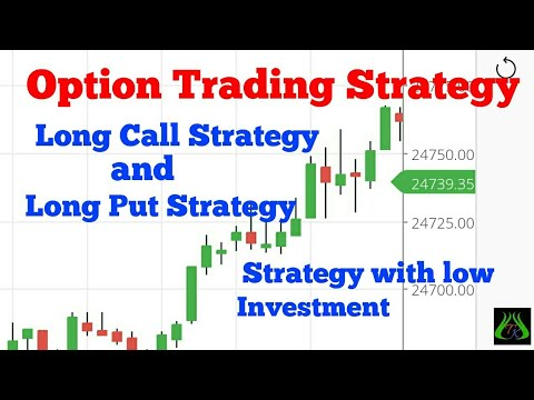 Call options trading strategy