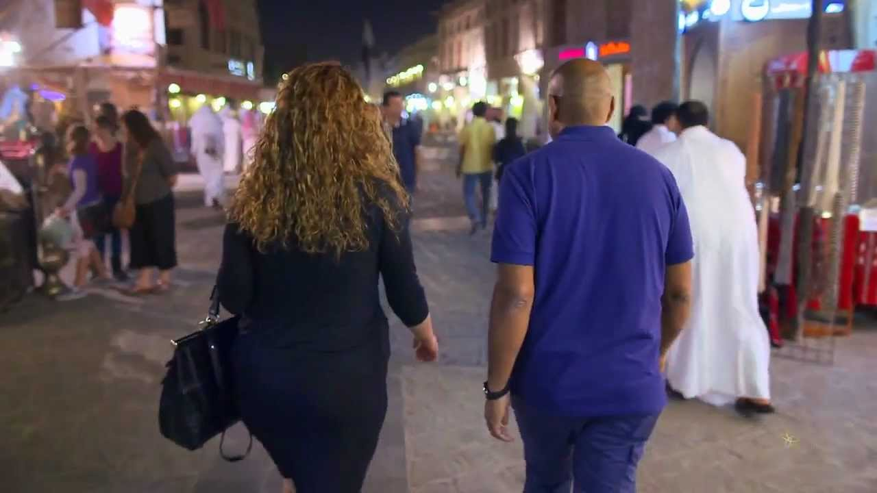 Living in Qatar - Sidra - Resolution Productions - YouTube