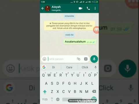 100% Chat WA Bikin Baper | Wajib Tonton